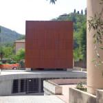 casa dell'artista a Spoleto realizzata da Costruzioni Zaffini
