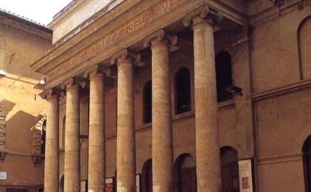 Ristrutturazione Teatro Verdi a Terni