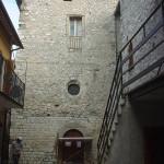 1a  corte interna lato ovest (prima)