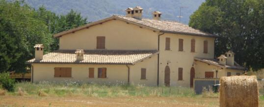 Ristrutturazione e Ampliamento di un Casale a Spoleto
