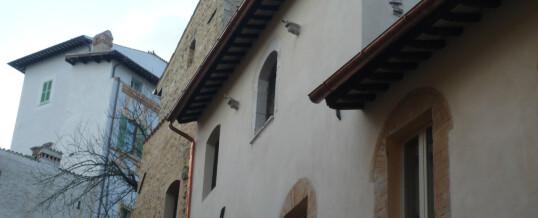 Ristrutturazione Statica Palazzina di Via Duomo a Spoleto
